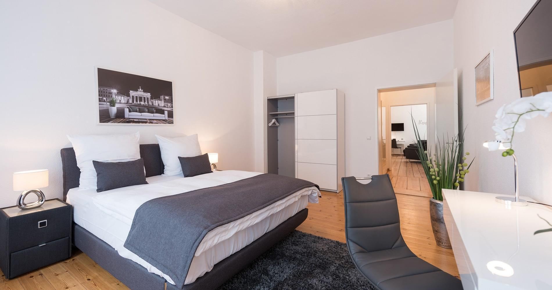 Serviced Apartment in Berlin oder Köln mieten bei Mypartment